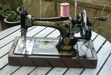 Old Sewing Machines (and Parts)