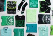 St. Patrick's Day / Avoid a pinch on St. Patrick's Day with this festive collection in every shade of green.