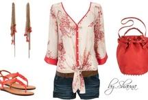 Outfit Ensembles / by Jennifer Rico