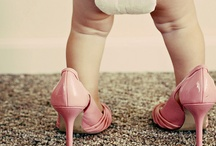 Can't live without heels~ / by Janet's Creative Cottage