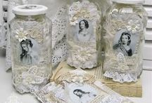 Love all things Shabby and Chic~ / by Janet's Creative Cottage