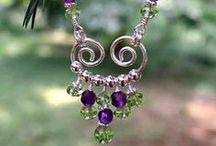 Jewelry making / by Vida Rediford