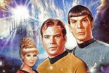 Star Trek TOS / Star Trek The Original Series ( and Movies ) / by George Madrid