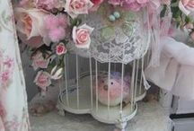 Cages and Keys~ / by Janet's Creative Cottage