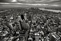 the city never sleeps.