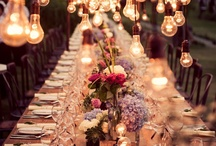 Tablescapes  / by Amy Fredrikson