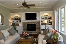 Living room / by Christine Stricker