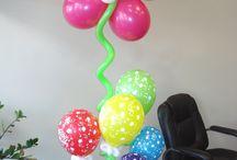 Balloon bouquet ideas  / Balloon bouquet ideas