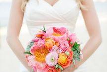 A Bright Hacienda Beach Wedding by Amy Abbott Events