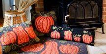 Autumn's Harvest Home Decor