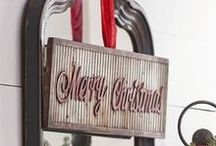 Christmas Decorating / Ideas for decorating at Christmas.