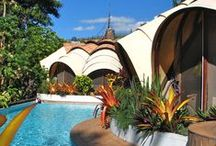 The Onion House, Hawaii / Dwell in a work of art!  The Onion House is a unique architectural treasure, offering visitors an unforgettable slice of Hawaiian history. www.OnionHouseHawaii.com