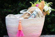 DIY: Körbe & Schalen / Tolle DIY Ideen für Körbe und Schalen Rope Bowls, Deko, Dekoration, Selbermachen, selber machen, selbstgemacht, basteln, DIY,  DIY Tutorials, DIY Ideen, DIY Geschenk, Kreativ, DIY Anleitung,