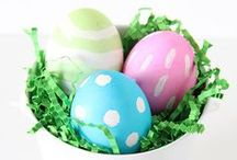 Easter / Easter decorating ideas, gifts, food, and more!