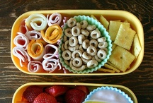 Kid's Lunch Ideas / Kid-friendly foods for filling up their lunch box.