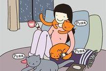 Meow! / by Vivian