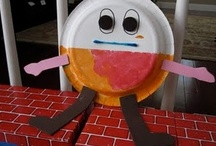 Nursery Rhymes / Activities and crafts for kids that celebrate nursery rhymes