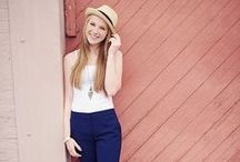 Such Great Fashion / Fashion ideas for senior sessions from Such Great Heights Photography. / by Maya Laurent