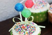 Party- food / by Wendy Robinson