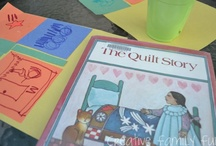 Book Fun / Book lists, read aloud inspiration, crafts, and activities inspired by children's literature.