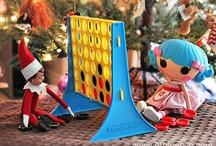 Crazy Elf on the Shelf! / by Go Bananas Toys