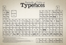 Typography Collection / Typefaces I love, I want to use or simply admire.