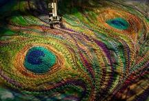 fiber/textile / by Jeanie Holland