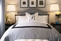 Bedrooms / Bedroom interior design / by New England Fine Living