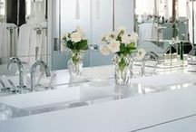 Bathrooms / Beautiful bathrooms / by New England Fine Living