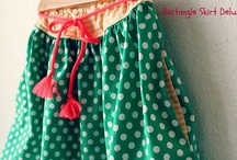 DIY Kid's Clothes / I love to sew and make clothes for my girls. Here are tutorials and ideas from around the web for clothes I would love to make. If only I had the time!
