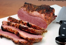 Recipes to Try (Meat) / by Faige Tribuch
