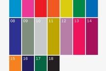Palette / palettes, palettes, palettes... palettes