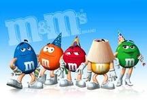 RANDOM: round M candies