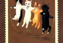 Cats / by Marilynn Conforzi