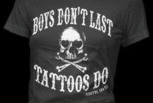 Tattoos and Piercings :-) / by Jill Singleton