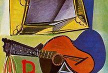 Picasso / by Marilynn Conforzi