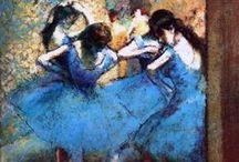 Edgar Degas / by Marilynn Conforzi