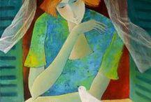 Modigliani / by Marilynn Conforzi