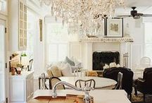 Chandeliers / by New England Fine Living
