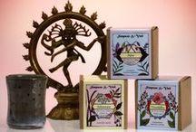 Yoga and Chakra Tisanes / #loosetea #yoga #chakra #tea wholesale and retail from http://www.svtea.com