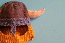 Knitting / by Phyllis Kay