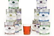 Loose Tea  Tins / New #LooseTea #Tins from #SimpsonandVail! http://www.svtea.com #loosetea wholesale and retail from http://www.svtea.com
