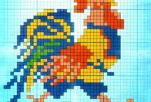 Cross Stitch - Charts
