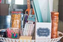 Back to School / Lunch ideas, school supplies, back-to-school supplies, teacher gifts. This is a one-stop shop for all school-related ideas.