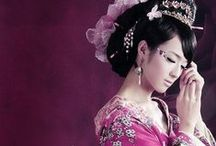 Pink~Rose~Blush~Fushia / Relaxes~Promotes love~Self Worth~Feminine~Sweet~Romantic