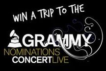 Hilton and the GRAMMY Awards® / As the official hotel partner, the GRAMMY®s is a show we haven't missed for over a quarter of a century. / by Hilton Hotels & Resorts