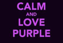Purple~Lilac~Orchid~Lavender / Creative~Leadership~Style~Wisdom / by My Symphony Of Life
