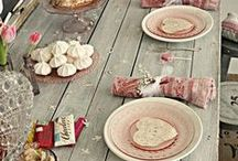 Valentines Tea Party / Fun and inspirational ideas for your Valentine Tea Party  http://www.svtea.com/ #teaparty #valentine #hearts
