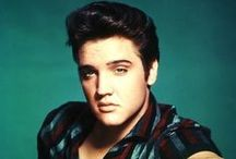 Elvis the King / Greatest rock 'n roll artist in the world. Ever!