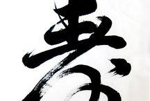 Calligraphy / by z1444z